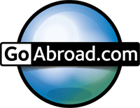 GoAbroad dot com Logo